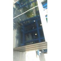 Buy cheap 5+0.38PVB+5,insulating glass, color green, double glazing unit, laminated glass, double pane, glazing, 5 + 5A + 5 mm, from wholesalers