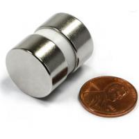 Buy cheap Disc Shaped Neodymium Permanent Magnets N38 Ndfeb Magnet Super Strong from wholesalers