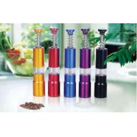 Aluminium pepper mill