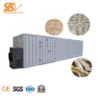 Buy cheap Automatic Industrial Hot Air Dryer Fish Drying Machine R134a Refrigerant from wholesalers