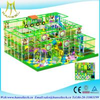 Buy cheap Hansel fast profits soft play center indoor playground sets children indoor amusement park from wholesalers