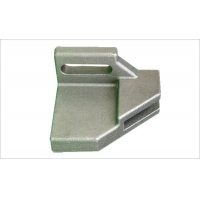 Buy cheap Shot Blasting Investment Casting  Alloy Steel  Agriculture Machinery Parts from wholesalers