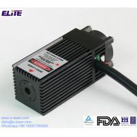 Buy cheap Customized FDA Certify 532nm 100mw DPSS Green Laser Module with TEC Cooler&TTL Modulation from wholesalers