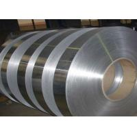 Buy cheap Mill Finished  Aluminum Strip For Composite Pipe , Flat Aluminum Strips Alloy 3003 / 8011 from wholesalers