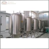200L craft beer brewery equipment for brewpub with all necessary systems Manufactures