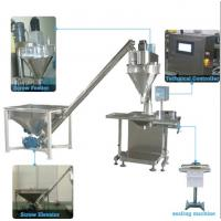 Buy cheap Semi Automatic Milk Tea Powder Bag Packing Machine For 50g-2kg Low Noise from wholesalers