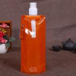 Buy cheap Custom Aluminum Foil Liquid Spout Bags Food Grade Fruit Juice Package from wholesalers