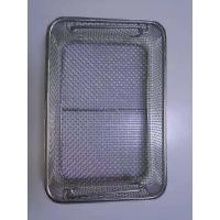 Buy cheap Stainless steel stamping electric welding medical disinfection mesh basket cleaning disinfection mesh basket welding from wholesalers