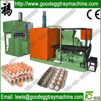 Buy cheap Paper egg tray pulp moulding machine from wholesalers