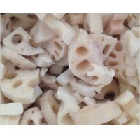 Buy cheap Fresh Lotus Root Organic Frozen Food ProductsNO Preservatives Added For Adult from wholesalers
