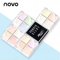 Buy cheap Long Lasting Oil Control Face Loose Powder Makeup Concealer Setting Powder from wholesalers