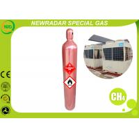 CH4 Organic Gases Gas / Methane Natural Gas Cas74-82-8 Flammable Manufactures