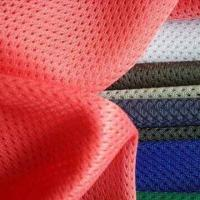 Buy cheap Polyester Net Fabric, Made of 100% Polyester, Available in Various Patterns from wholesalers