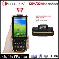 Buy cheap Hand Android Nfc Card Rfid Reader Mobile Industrial With Barcode Scanner In A Unit from wholesalers