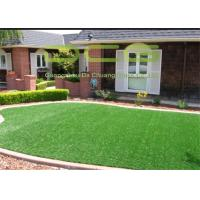 Wholesale 4 Colors Outdoor Artificial Grass No Infill High Durability Strong Color Fastness from china suppliers