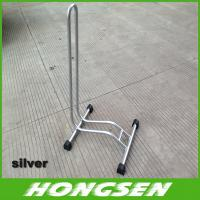 Buy cheap L type bike stand one bicycle frame bike display stand portable rack/bike stand from wholesalers
