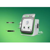Buy cheap Herpes Treatment Diamond Microdermabrasion Machine for Facial rejuvenation from wholesalers