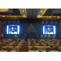 Buy cheap SMD 3 In 1 P3.9 HD Stage Led Video Wall On RentConference Events Show Application from wholesalers