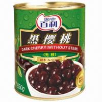 Buy cheap Berry Dark Cherry for Pastry, Mousse or Be Eaten Directly from wholesalers
