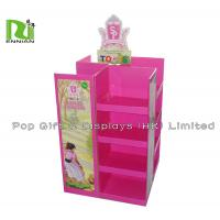China More layers greeting card pallet boxes Cardboard Pallet Display for girl on sale