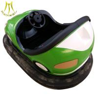Buy cheap Hansel  outdoor playground battery electric remote control bumper car from wholesalers