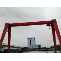 Buy cheap Professional Design Attractive Design 15 Ton Electric Gantry Crane from wholesalers
