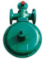 China Gas pressure regulator compared with Fisher regulator in built-in safety device on sale