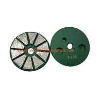 Buy cheap Stable Performance Concert Grinding Disc In Polar Magnetic System from wholesalers
