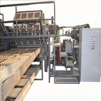 Buy cheap Automatic Paper Pulp Egg Tray Production Line,Egg Carton Maker Easy Operate from wholesalers