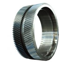 Buy cheap 20CrMnMo 42CrMo Forged Steel Rings / Mchanical Gear Ring Forging For Wind Power from wholesalers