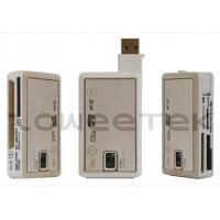 Buy cheap All In One SDXC / SIM Memory Card Reader (62 in 1: SD / Mini SD / SDHC / SDXC / MS / CF) (ZW-12024-1) from wholesalers