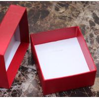 Buy cheap Red paper pendant boxes, red pendant boxes, wholesale pendant boxes,paper product