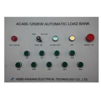 Buy cheap Remote Control AC Load Bank 1250 KW 3 Phase 4 Wire For Diesel Generator from wholesalers