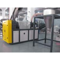 Buy cheap Squeezing Plastic Recycling Machine PE Film Dryer 90KW Auto Heating / Cooling from wholesalers