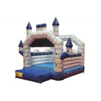 Buy cheap Toddler Inflatable Bounce House For Birthday Party / Festival Activities from wholesalers