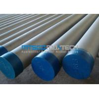 Buy cheap UNS S32750 UNS S32760 Duplex Stainless Steel Pipe In Oil And Gas Industry from wholesalers