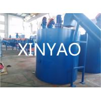 Buy cheap Plastic PET Bottle Recycling Machine Plant  Water cooling tank Double station from wholesalers