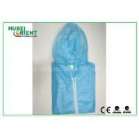 Wholesale PP Medical Mens Insulated Coveralls / Custom Chemical Coverall Suit Eco - Friendly from china suppliers
