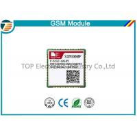 Buy cheap 850MHz / 900MHz / 1800MHz / 1900MHz Siemens GSM Module SMT Type SIM800F from wholesalers