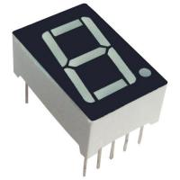 Wholesale Common Anode 7 Segment Display / 25.4mm Seven Segment Display PCB Mounting from china suppliers