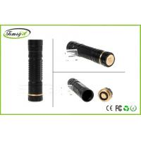 Black Panzer Mechanical Mod E Cig For 18650 Battery , 510 Thread Atomizers Manufactures