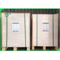 Buy cheap Food Grade 325GSM 360GSM White Face Kraft Paper For Packaging Food from wholesalers