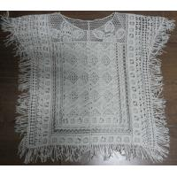 Buy cheap charming women crochet lace garments factory price on sale (No.HF-2434#) from wholesalers