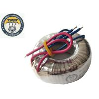 Buy cheap ISO Coil 2.5A Dual Primaries Toroidal Core Transformer from wholesalers