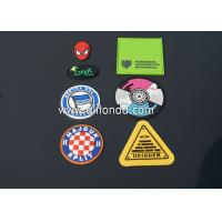 Buy cheap Rubber Badges Maker New Design Custom Soft PVC Patch with 3D Embossed Logo from wholesalers