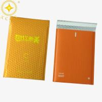 Buy cheap Wholesale Customized Color Printed Padded Envelope Bubble Mailer Metallic from wholesalers