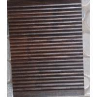 Wholesale Indoor Hardwood Floor Panels 100% Natural Bamboo Material 1220kg/M³ Density from china suppliers