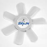 Buy cheap Plastic Cooling  5136602220 ISUZU NHR54 Radiator Fan Clutch from wholesalers