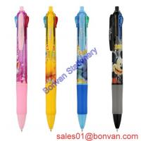 Buy cheap Hot sale top quality cheap plastic ballpoint pen,promotional pen with many color ink pen from wholesalers