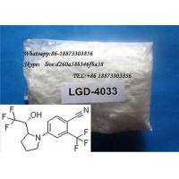 Buy cheap SARM LGD4033 for Muscle Gain LGD-4033 Treatment of Muscle Wasting Sarm Powder Lgd-4033 Ligandrol from wholesalers